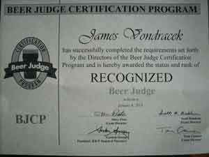 I'm a Recognized Judge!